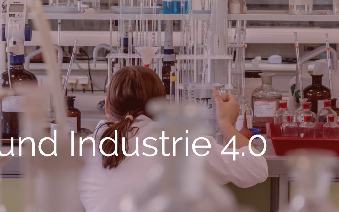 LIMS Software als Industrie 4.0 System