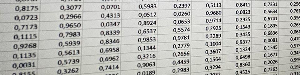 5 Gründe, warum Excel im Labor kein Ersatz für ein richtiges LIMS ist.